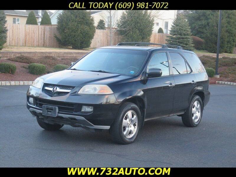 2004 Acura MDX for sale at Absolute Auto Solutions in Hamilton NJ