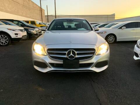 2016 Mercedes-Benz C-Class for sale at Auto Center Of Las Vegas in Las Vegas NV