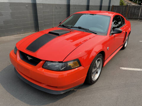 2004 Ford Mustang for sale at APX Auto Brokers in Edmonds WA