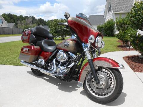 2009 Harley-Davidson FLHTCU ELECTRA GLIDE ULTRA for sale at Jeff's Auto Wholesale in Summerville SC