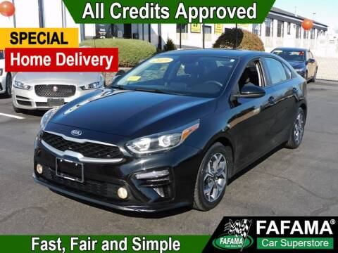 2019 Kia Forte for sale at FAFAMA AUTO SALES Inc in Milford MA
