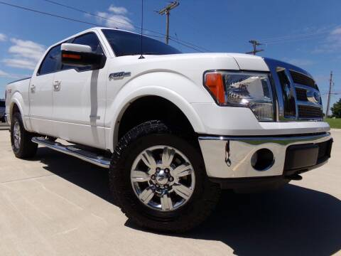 2012 Ford F-150 for sale at Calvary Motors, Inc. in Bixby OK