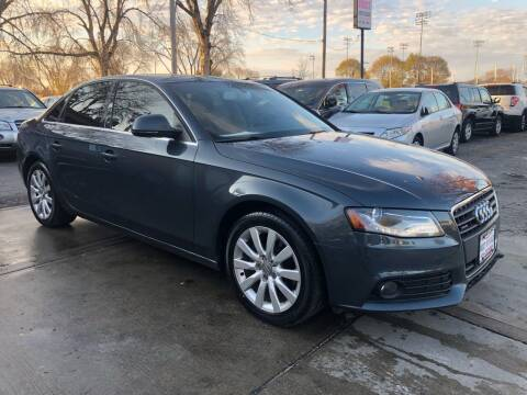 2009 Audi A4 for sale at Direct Auto Sales in Milwaukee WI