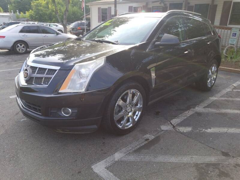 2011 Cadillac SRX for sale at TR MOTORS in Gastonia NC