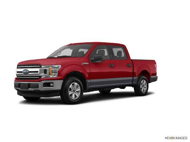 2018 Ford F-150 for sale at Ken Wilson Ford in Canton NC