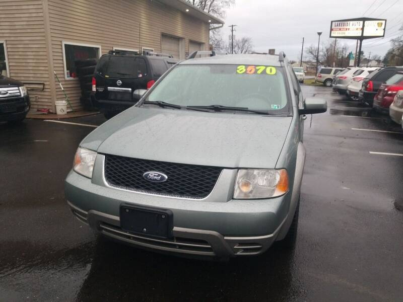 2007 Ford Freestyle for sale at Roy's Auto Sales in Harrisburg PA