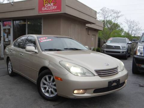 2004 Lexus ES 330 for sale at KC Car Gallery in Kansas City KS