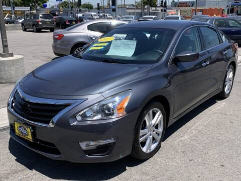 2013 Nissan Altima for sale at Best Car Sales in South Gate CA