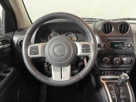 2015 Jeep Compass for sale at CU Carfinders in Norcross GA