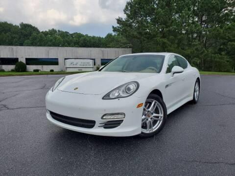 2013 Porsche Panamera for sale at MBM Rider LLC in Alpharetta GA
