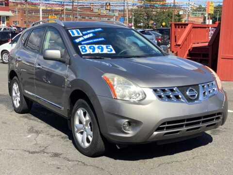 2011 Nissan Rogue for sale at Active Auto Sales in Hatboro PA