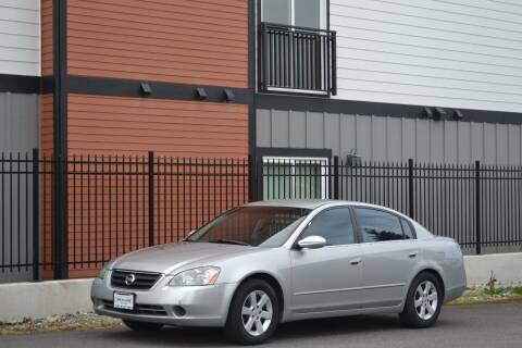2002 Nissan Altima for sale at Skyline Motors Auto Sales in Tacoma WA