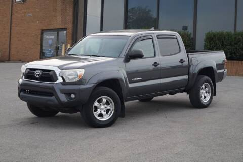 2014 Toyota Tacoma for sale at Next Ride Motors in Nashville TN