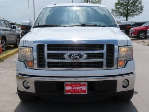 2011 Ford F-150 for sale at Ron Carter  Clear Lake Used Cars in Houston TX