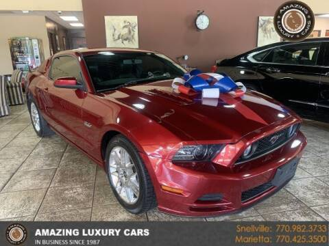 2014 Ford Mustang for sale at Amazing Luxury Cars in Snellville GA