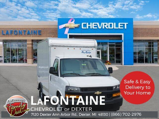 2021 Chevrolet Express Cutaway for sale in Dexter, MI