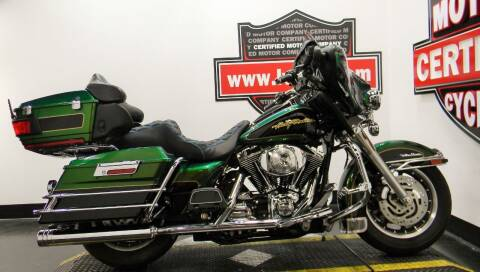 2006 Harley-Davidson ULTRA CLASSIC for sale at Certified Motor Company in Las Vegas NV