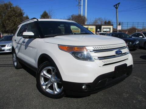 2011 Ford Explorer for sale at Unlimited Auto Sales Inc. in Mount Sinai NY