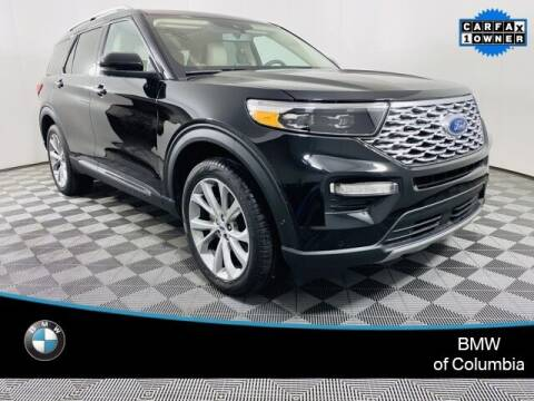 2021 Ford Explorer for sale at Preowned of Columbia in Columbia MO