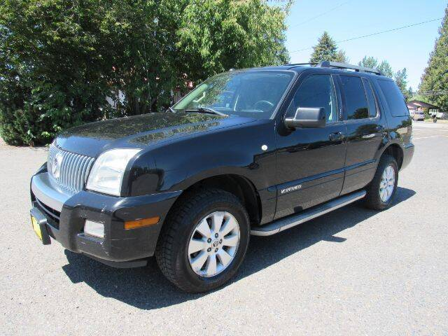 2010 Mercury Mountaineer for sale at Triple C Auto Brokers in Washougal WA