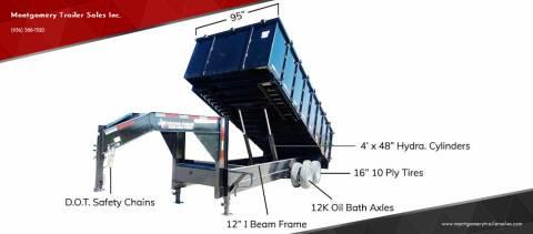2021 TEXAS PRIDE 8' X 20'  Gooseneck SPECIAL for sale at Montgomery Trailer Sales - Texas Pride in Conroe TX