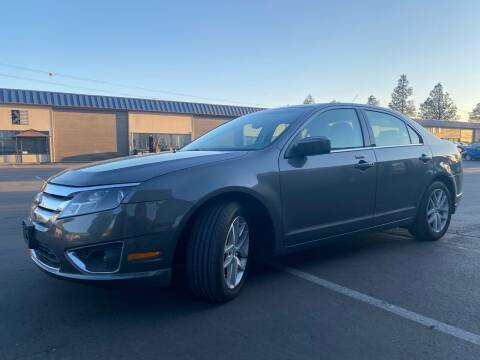 2010 Ford Fusion for sale at Exelon Auto Sales in Auburn WA