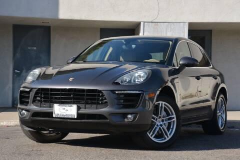 2015 Porsche Macan for sale at Milpas Motors in Santa Barbara CA