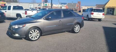 2013 Kia Forte for sale at CHILI MOTORS in Mayfield KY