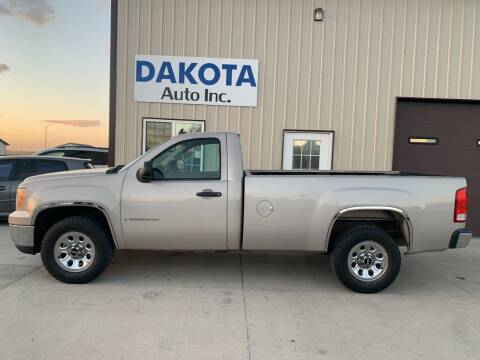 2008 GMC Sierra 1500 for sale at Dakota Auto Inc. in Dakota City NE