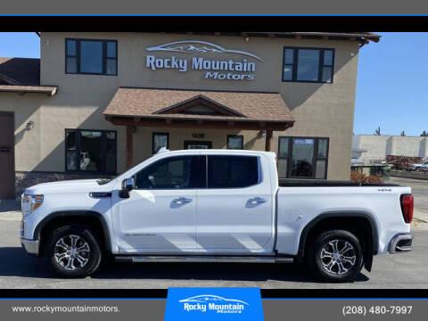 2019 GMC Sierra 1500 for sale at Rocky Mountain Motors in Idaho Falls ID