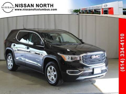 2019 GMC Acadia for sale at Auto Center of Columbus in Columbus OH