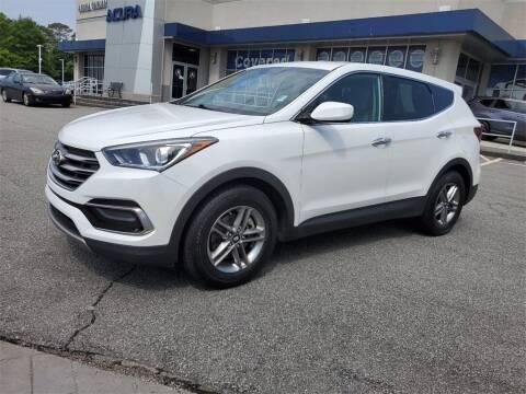 2017 Hyundai Santa Fe Sport for sale at CU Carfinders in Norcross GA