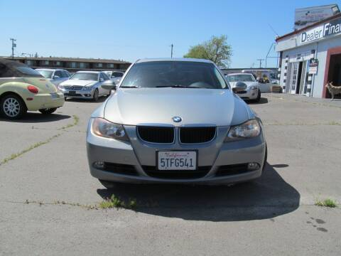 2006 BMW 3 Series for sale at Dealer Finance Auto Center LLC in Sacramento CA