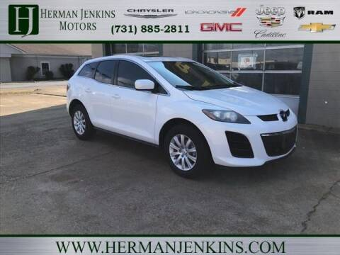 2011 Mazda CX-7 for sale at Herman Jenkins Used Cars in Union City TN