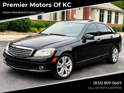 2011 Mercedes-Benz C-Class for sale at Premier Motors of KC in Kansas City MO