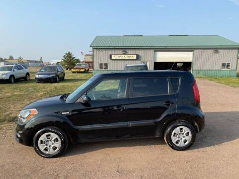 2012 Kia Soul for sale at Car Guys Autos in Tea SD