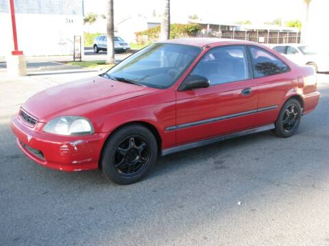1997 Honda Civic for sale at M&N Auto Service & Sales in El Cajon CA