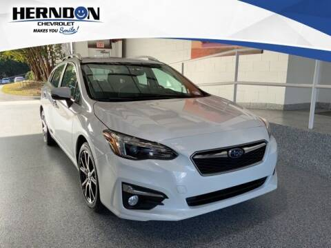 2019 Subaru Impreza for sale at Herndon Chevrolet in Lexington SC