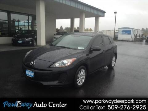 2012 Mazda MAZDA3 for sale at PARKWAY AUTO CENTER AND RV in Deer Park WA