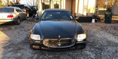 2007 Maserati Quattroporte for sale at 733 Cars in Oklahoma City OK