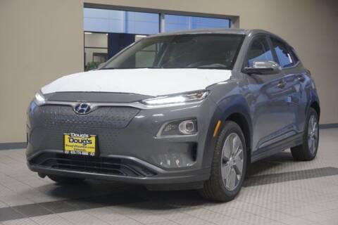2021 Hyundai Kona EV for sale at Jeremy Sells Hyundai in Edmunds WA