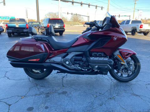 2018 Honda GOLDWING DCT for sale at Brian Jones Motorsports Inc in Danville VA