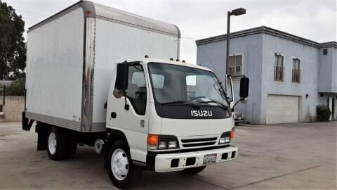 2002 Isuzu NPR for sale at DOYONDA AUTO SALES in Pomona CA