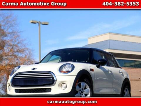 2015 MINI Hardtop 4 Door for sale at Carma Auto Group in Duluth GA