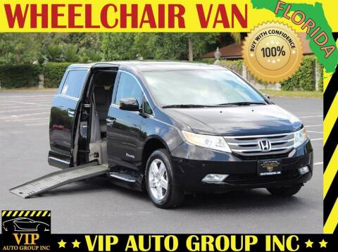 2013 Honda Odyssey for sale at VIP Auto Group in Clearwater FL