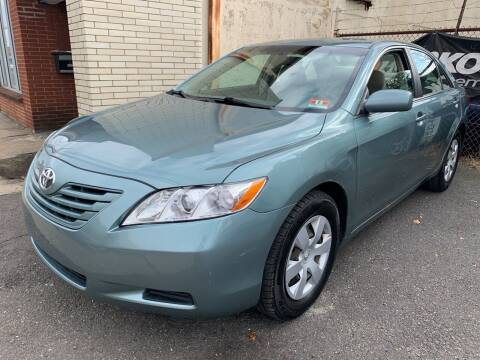 2007 Toyota Camry for sale at M & C AUTO SALES in Roselle NJ