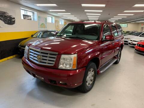 2006 Cadillac Escalade for sale at Newton Automotive and Sales in Newton MA