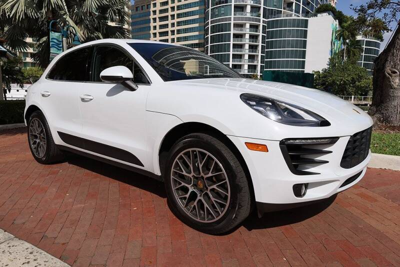 2017 Porsche Macan for sale at Choice Auto in Fort Lauderdale FL
