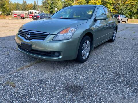 2008 Nissan Altima for sale at Cars R Us Of Kingston in Kingston NH