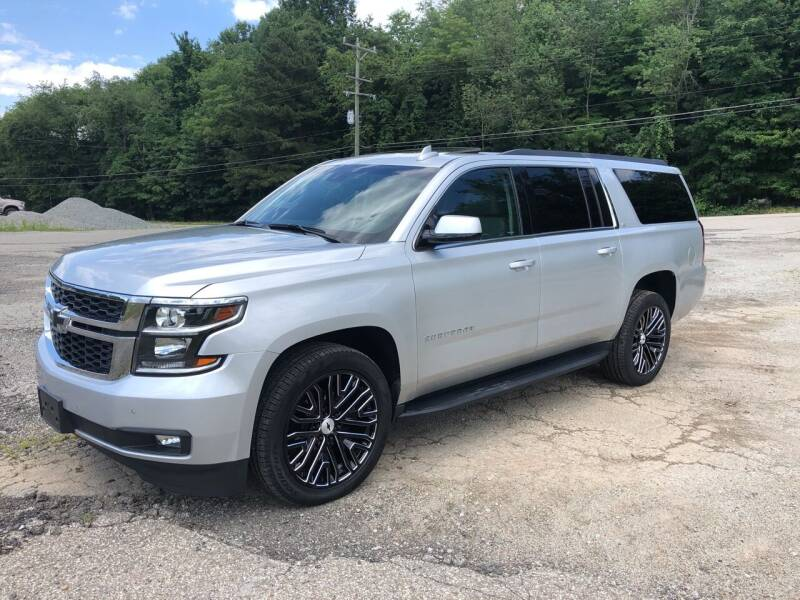 2019 Chevrolet Suburban for sale at THATCHER AUTO SALES in Export PA